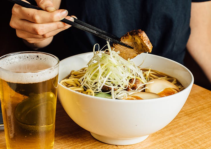 Three's A Trend   Fancy Ramen Comes To Melbourne