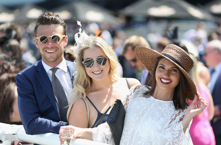 best dressed melbourne cup