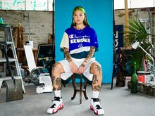 Get Dressed In The Collab Made For Right Now, REBORN X Champion