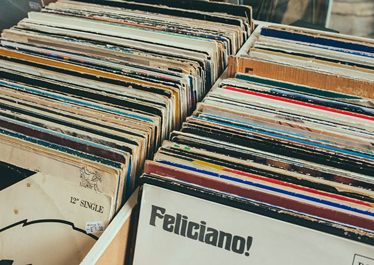 Stock Up On Vinyl At This Massive Online Warehouse Sale