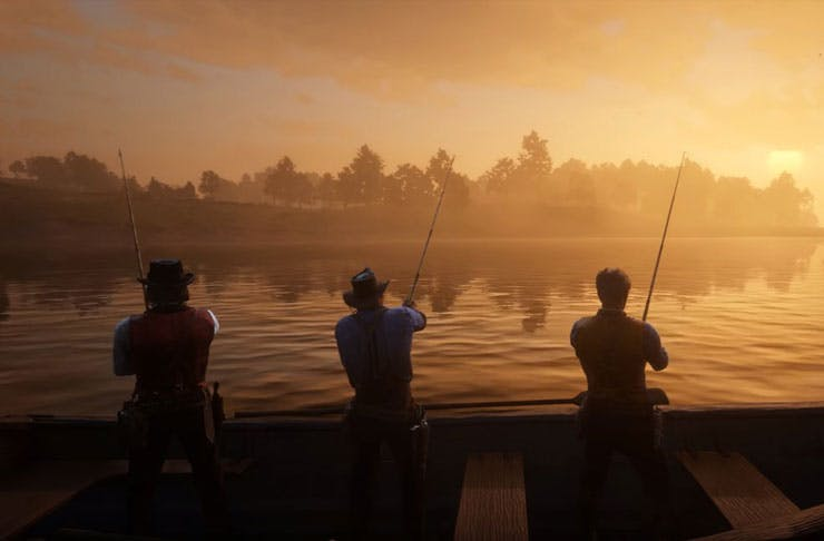 Red Dead Redemption 2 Is Out Soon, But Most People Are Excited About The Fishing