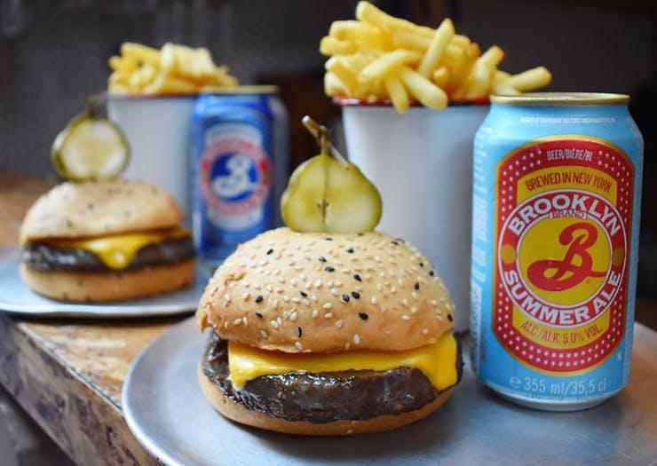 Here's Where To Get Half Price Burgers Tonight!
