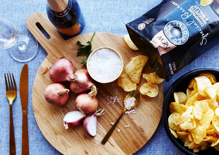 Up Your Snack Game | The Best Luxe Snack And Wine Pairings