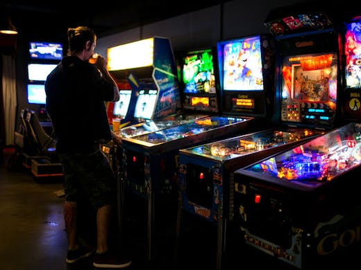 There's A Laneway Retro Gaming Festival Coming To Melbourne