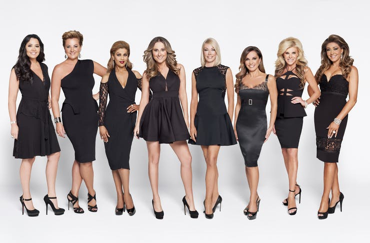 real housewives of Melbourne live blog