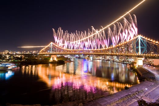 Riverfire Is Returning For 2021, So Stake Out Your Fave Riverside Spot Now