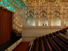 Take A Look Inside The New-Look RMIT Capitol Theatre
