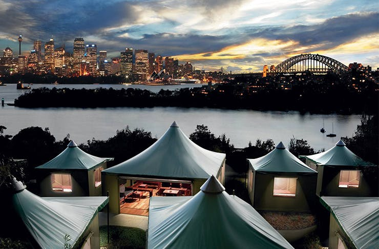 Best Glamping Spots