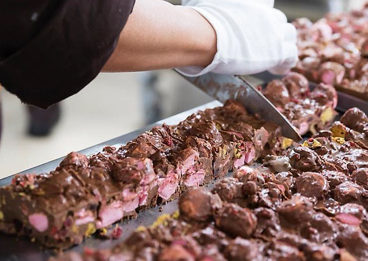 There's A Massive Rocky Road Festival Coming To Melbourne
