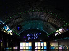 Roll Up, A Boozy 80's Roller Disco Brunch Is Hitting The City