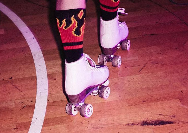 Get Your Skates On, Rollerfit Has Hit The Coast