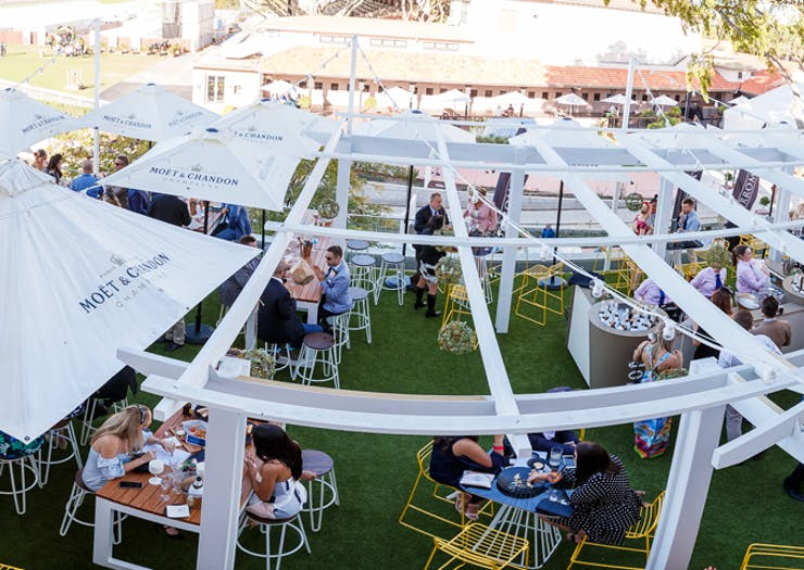 Brisbane Is Getting A Pop-Up Rooftop Bar This Summer!