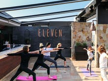 Fortitude Valley's FREE Rooftop Fitness Classes Are Back!