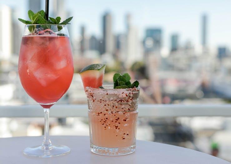 Soak Up Some Sunshine At 13 Of Brisbane's Best Rooftop Bars