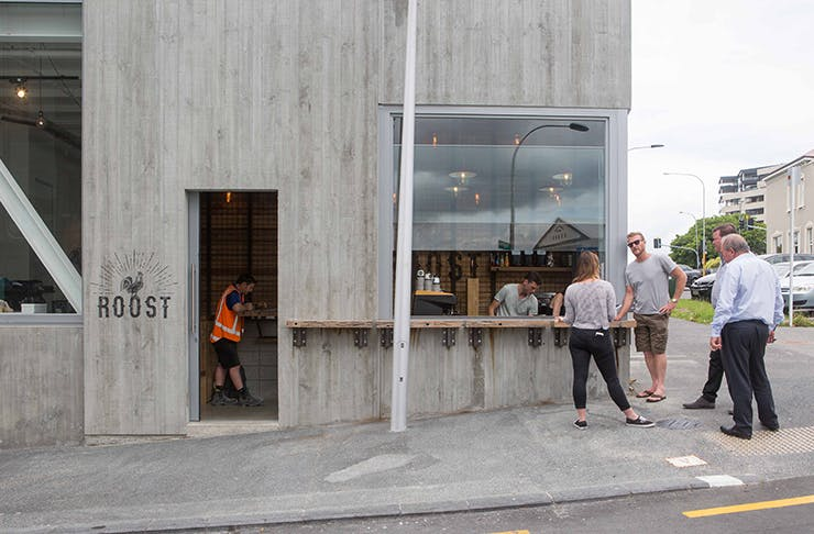 roost opening hours, roost ponsonby review, roost ponsonby bagels, best cafes auckland, atomic coffee