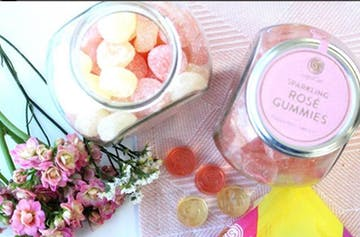 Rosé Gummies Have Landed In Auckland And We Can't Even