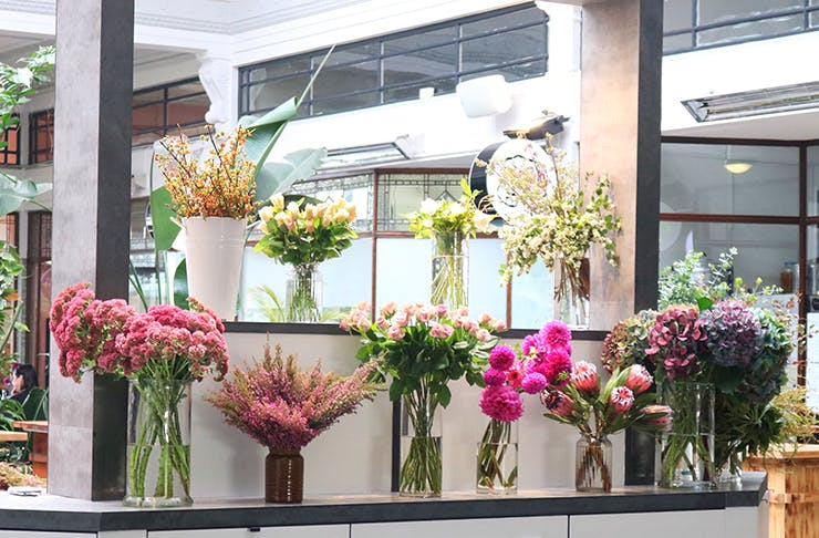 Rose Tinted Flowers Opens in St. Kevin's Arcade
