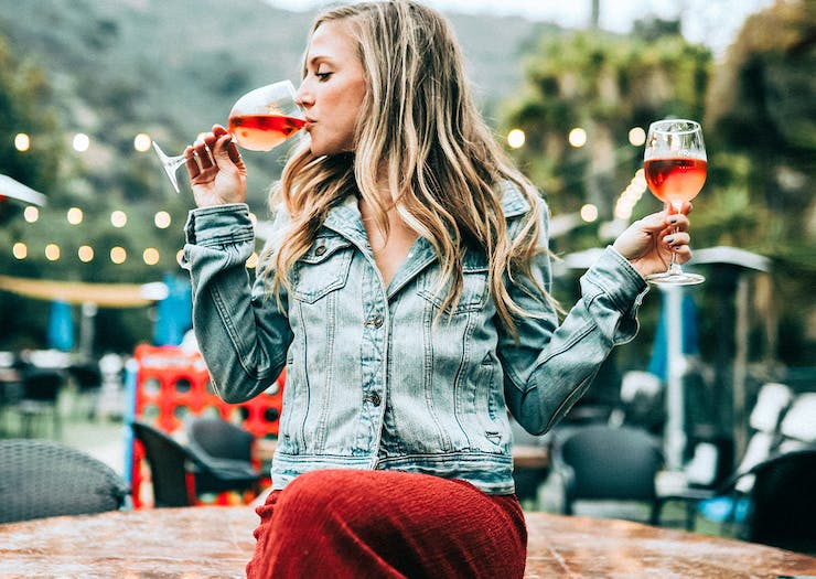 Save The Date, A Huge Rosé Festival Is Popping Up Next Month