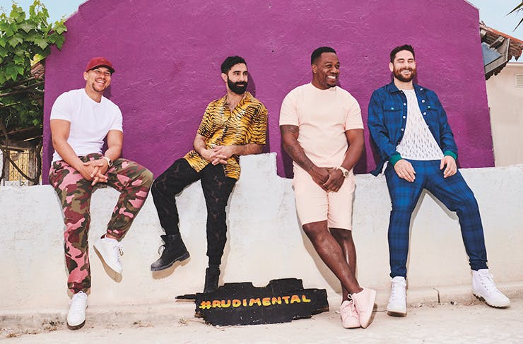 Rudimental Chats Drums And Diversity Ahead Of Their New Album Launch