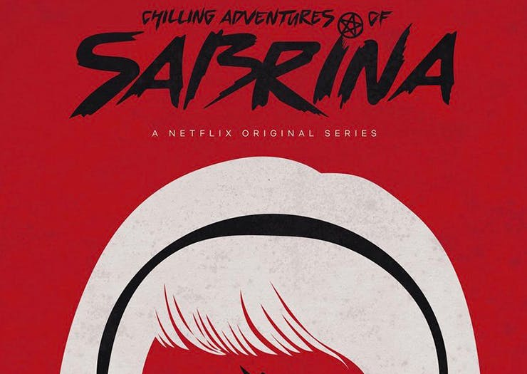 A Sabrina The Teenage Witch Reboot Is Coming—And It's Chilling