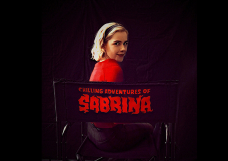 sabrina the teenage witch 2018 netflix