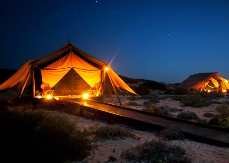 Australia's Best Beachfront Camping Spots