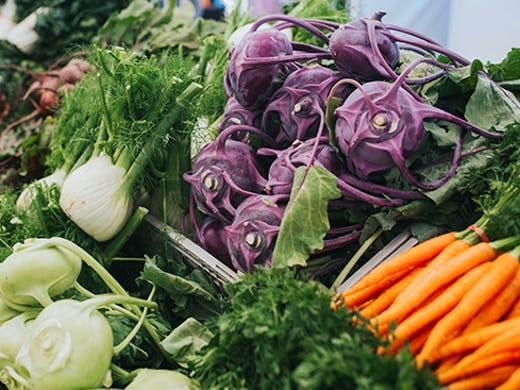 saturday fresh markets