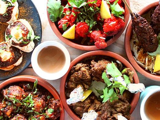 Satya Chai Lounge, K Road