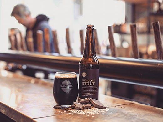 Sawmill Brewery Matakana