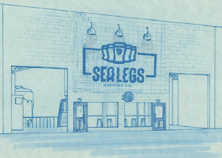 Sea Legs Brewing Co. Is Brisbane's Newest Micro Brewery, Making Us The Brew Hub Of Australia