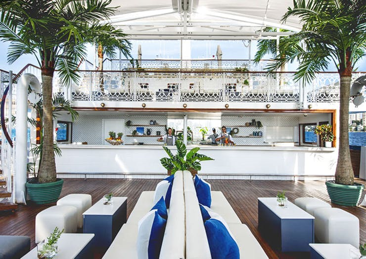 A Totally Luxe Party Boat Is Coming To Brisbane!