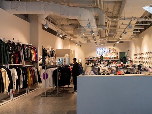 d0e9b60d461 Secret Sneaker Store | Melbourne | Urban List