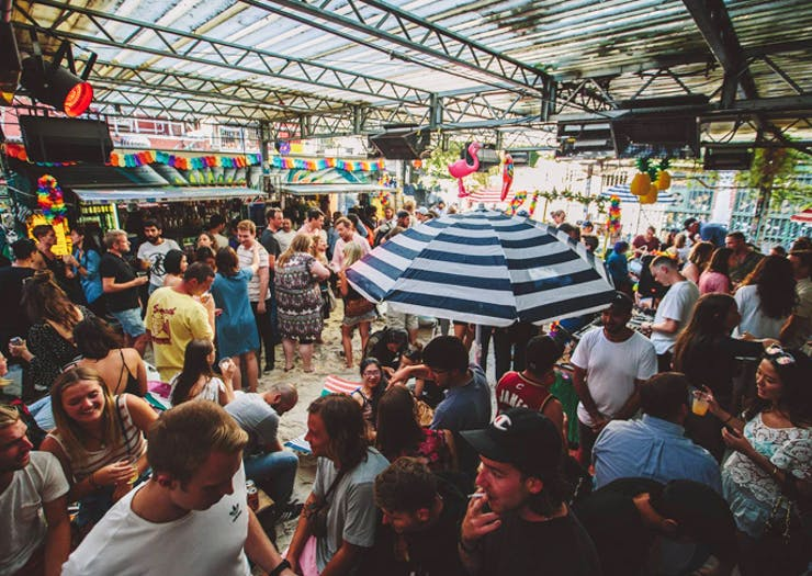 There's A Sand-Filled Beach Party In The CBD Next Week