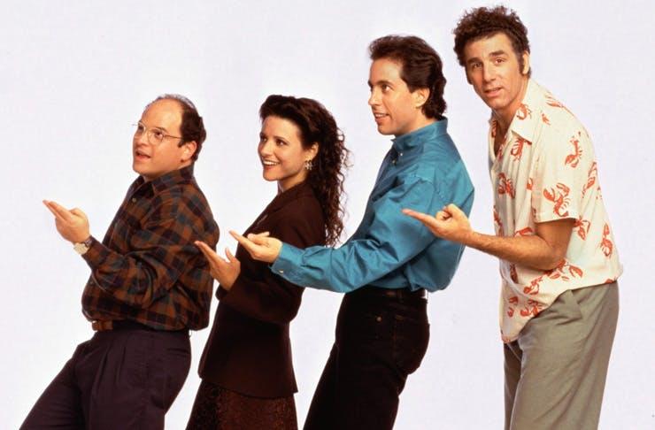 Seinfeld Trivia Sydney Tuxedo