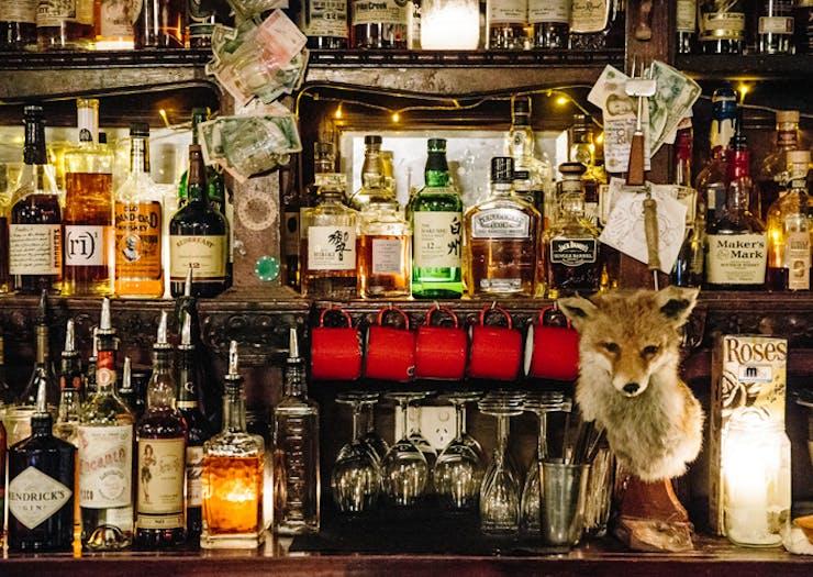 shady pines bar in Sydney