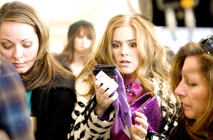 18 signs you are a shopaholic