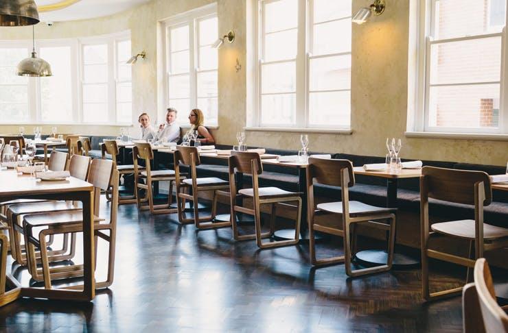 silvereye restaurant in Sydney