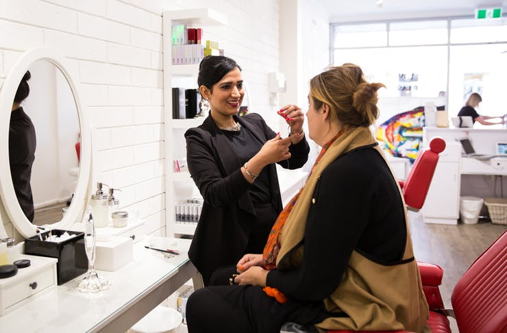simply brows and lashes melbourne