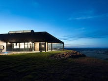 Take A Look Inside Spa Country's Newest Mountaintop Accomodation