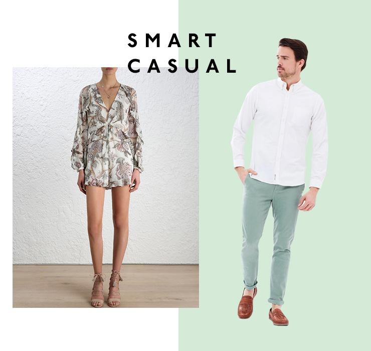 Dress Codes Explained | Urban List
