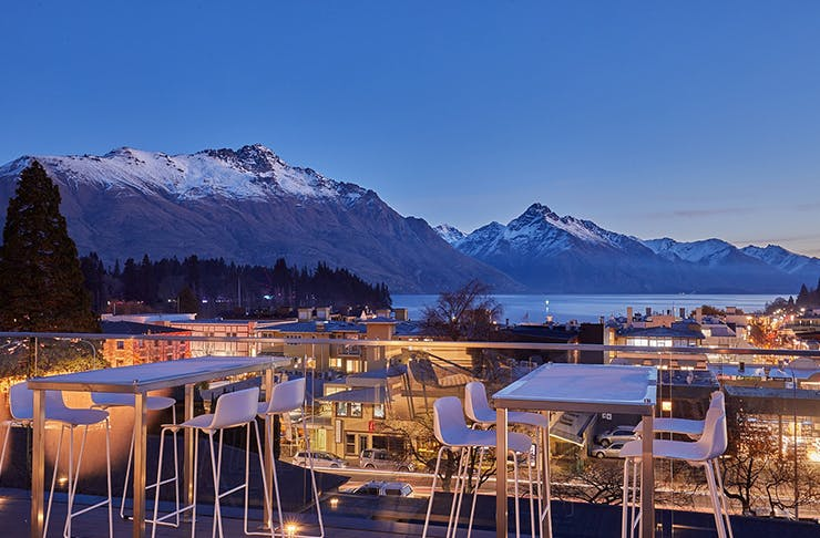 New Zealand's First Smart Hotel Opens In Queenstown