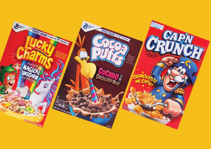 Snack Review | American Cereal Is Awesome But Also Needs To Calm Down