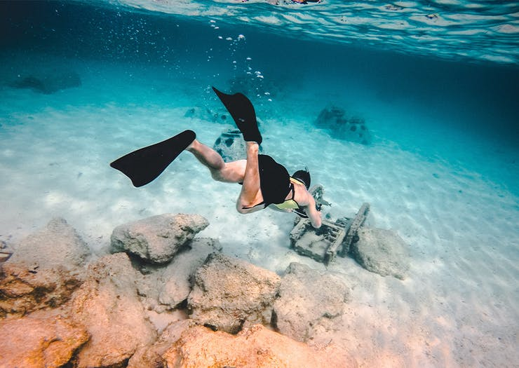 6 Of The Best Snorkelling Spots Near Brisbane To Dive Into