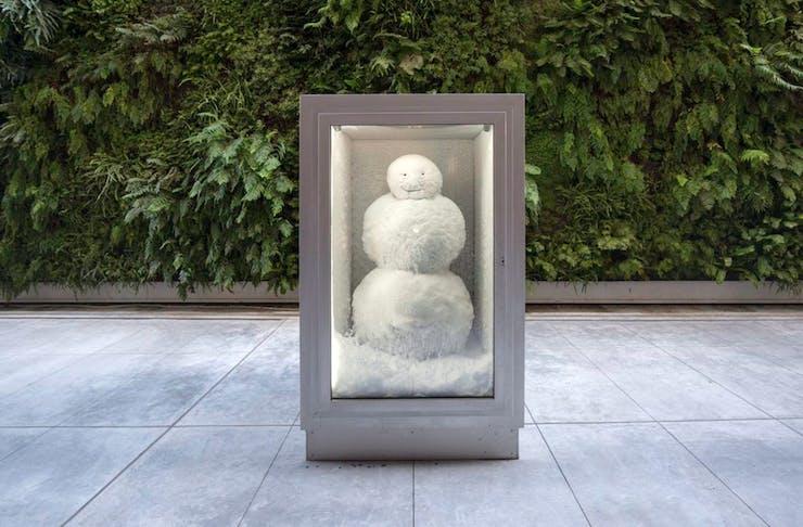 Snowman Goma