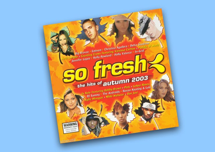 We Rank The Top 10 So Fresh Albums Of All Time