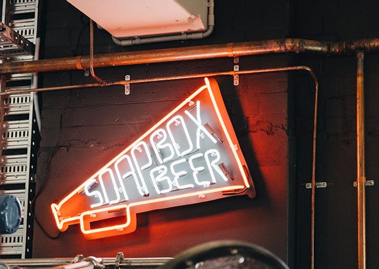 Inside Look | We Checked Out Fortitude Valley's First Craft Brewery, Soapbox Beer