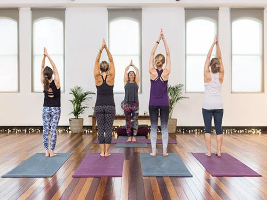 soho yoga fortitude valley