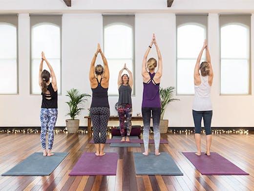 soho yoga fortitude valley