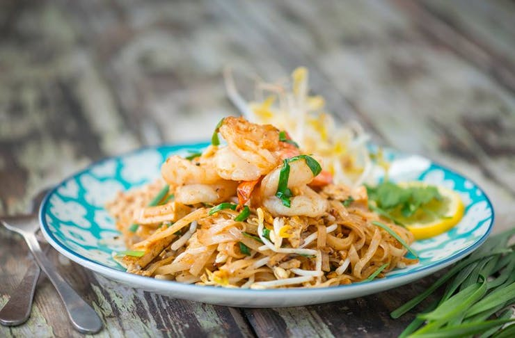 son in law pad thai