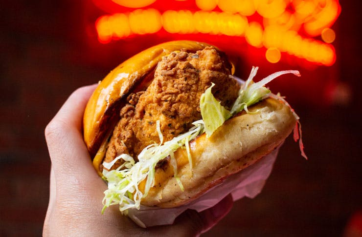 Sonny's Fried Chicken Are Giving Away 1,000 Free Burgers This Week
